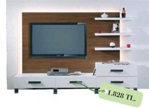 Televizyon dolabı