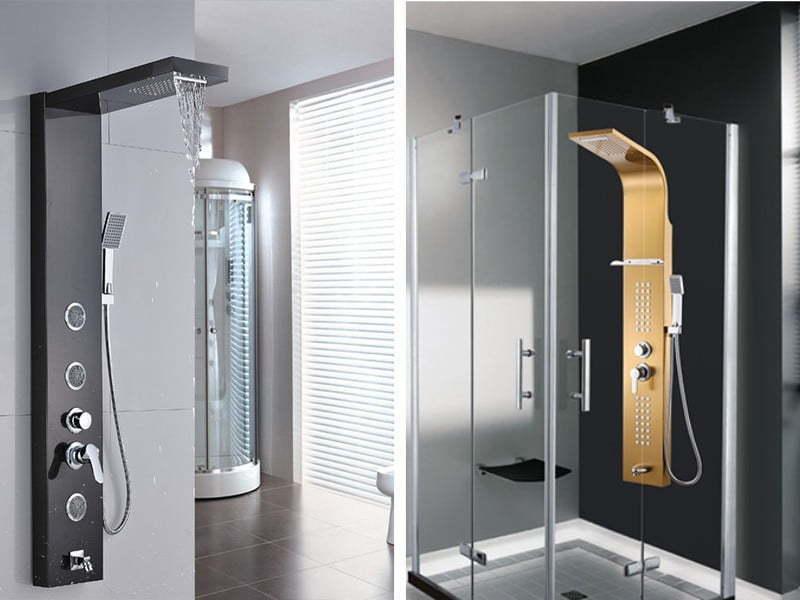 Duş Paneli