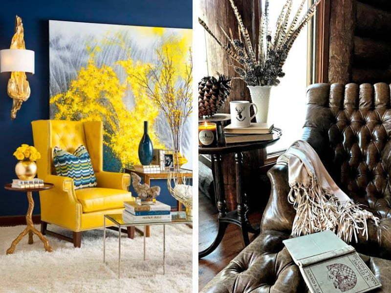 Belli bir etkiyi yaratmak için hayalini kurduğunuz her şeyi renkleri ile birlikte düşünün.