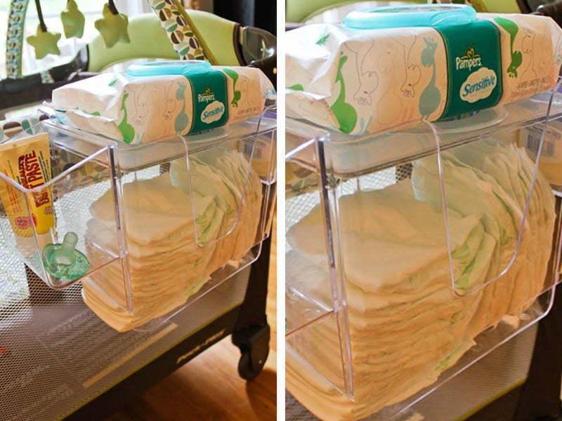 Bebeğiniz İçin Gerekli Malzemeleri Stoklama
