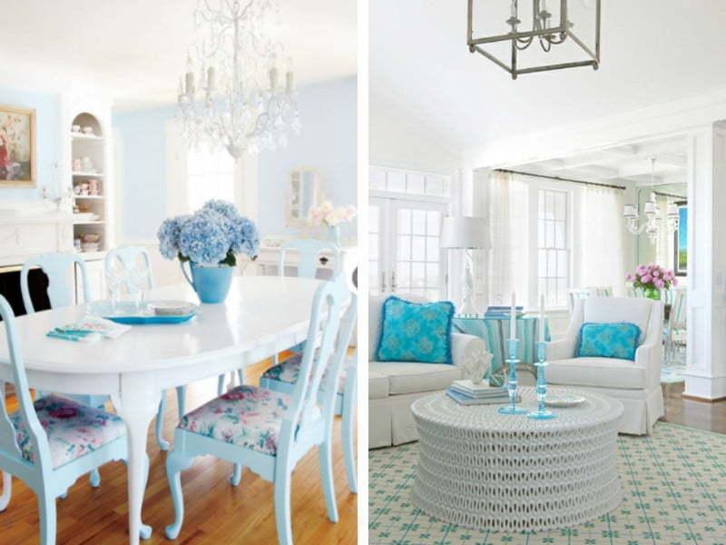 Yazlık evleriniz için dekorasyon fikirlerimize