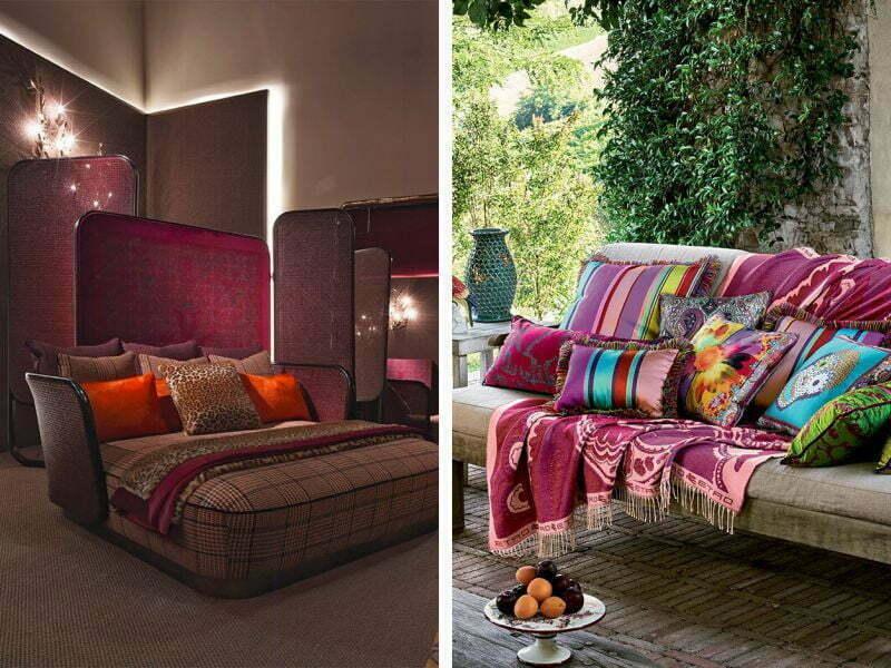 Şal desenli jakar kumaşlar 80lerin unutulmaz stilleri arasında bulunurken, zarafet ve moda tutkusunu evlerinde yaşatmak isteyenlerin tercihi olacağa benziyor.
