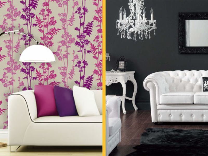 Renk seçimleri ve kombinasyonlar doğru olursa uzun zaman huzurla yaşayabileceğiniz eve kavuşmuş olursunuz.