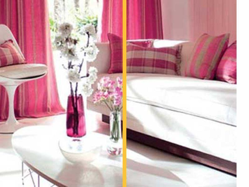 Aydınlık olması sizin için önemliyse ahşap mobilyalarınız beyaz renkte olsun.