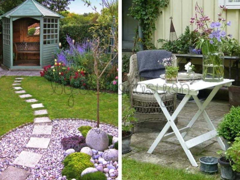 Bahçedeki kuru yaprak ve dalları temizleyin.