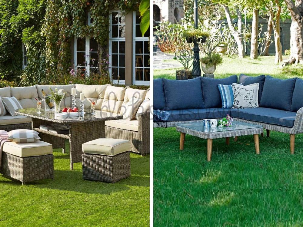 Masko mobilya kenti, bahçe mobilyaları, dış mekânda kullanmak üzere tasarlanmış özel mobilya grupları konusunda da üretim gerçekleştiriyor.
