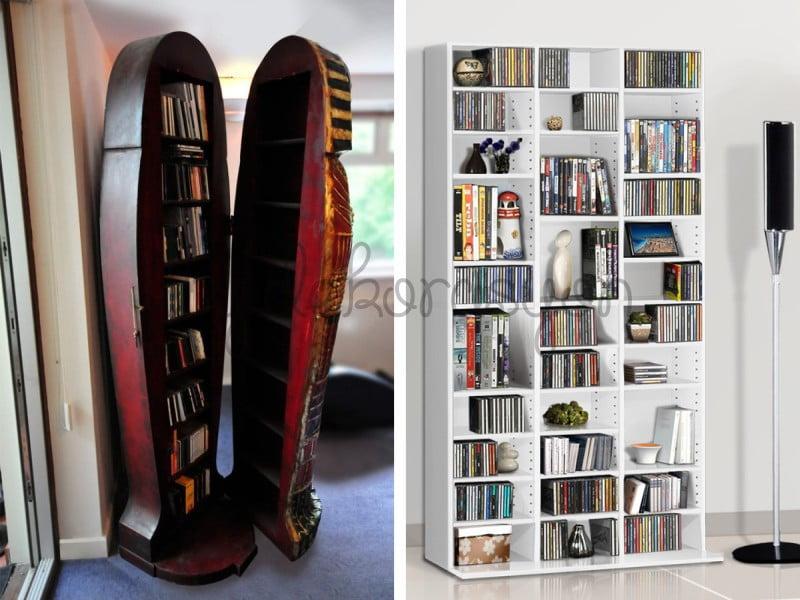 Eviniz CD ve DVD Çöplüğüne Dönmesin