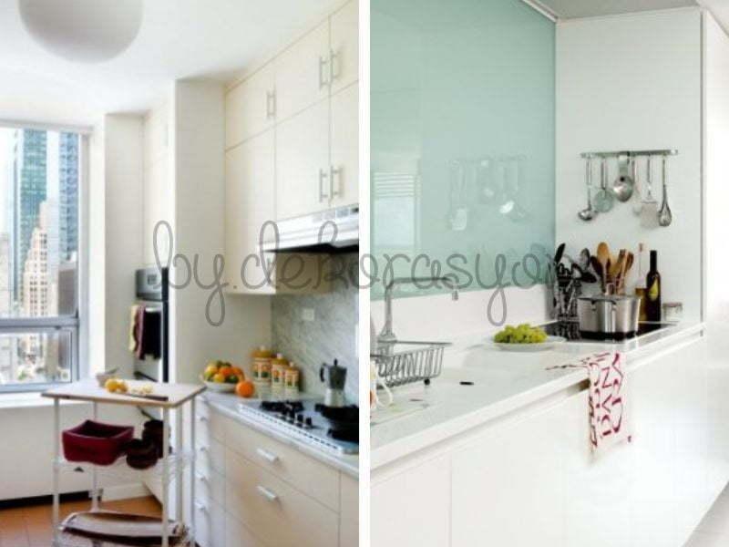 koyu renk mutfak aksesuarları