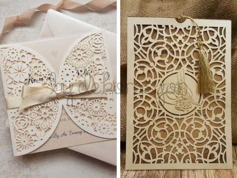 Daha fazla düğün davetiyesi fikri mi arıyorsunuz?