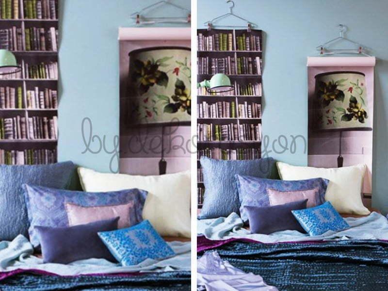 Yastıklar ve tekstil...
