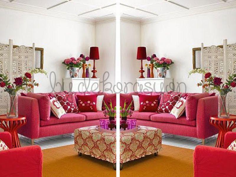 iki rengin birlikteliği oldukça dengeleyici ve stil sahibi evler oluşturur
