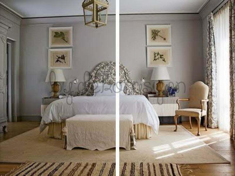 Klasik yatak odası takımları...