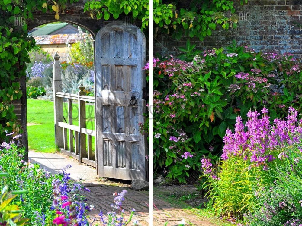 Tamamen Kapalı Bir Bahçeniz Varsa...