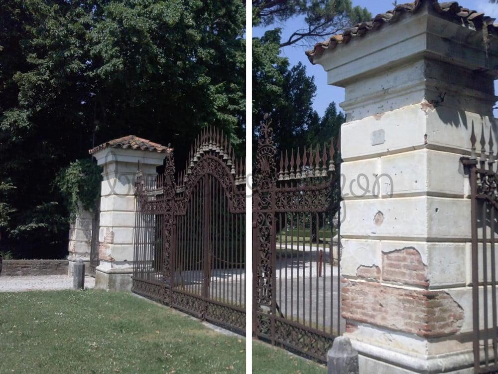 Ferforje Kapı - 1