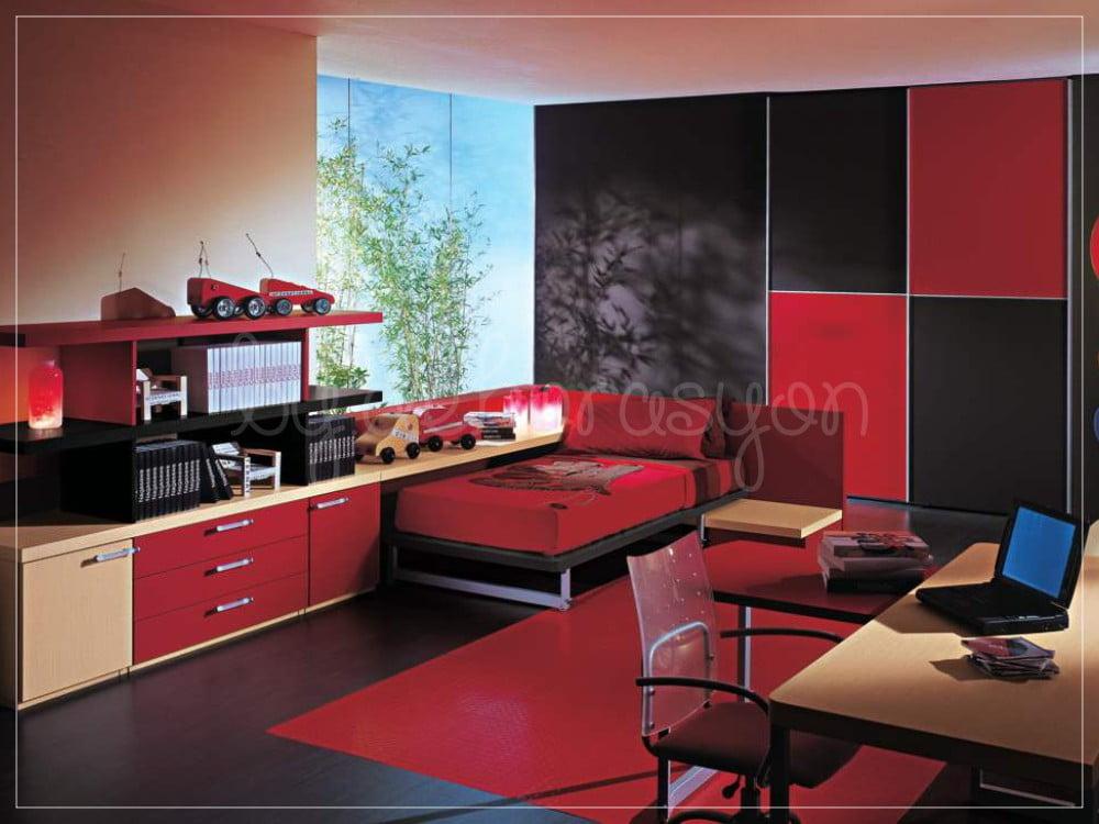 Kırmızıyı en iyi dengeleyen renk beyaz ve siyahtır.